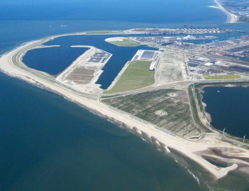Inauguración oficial de Maasvlakte 2